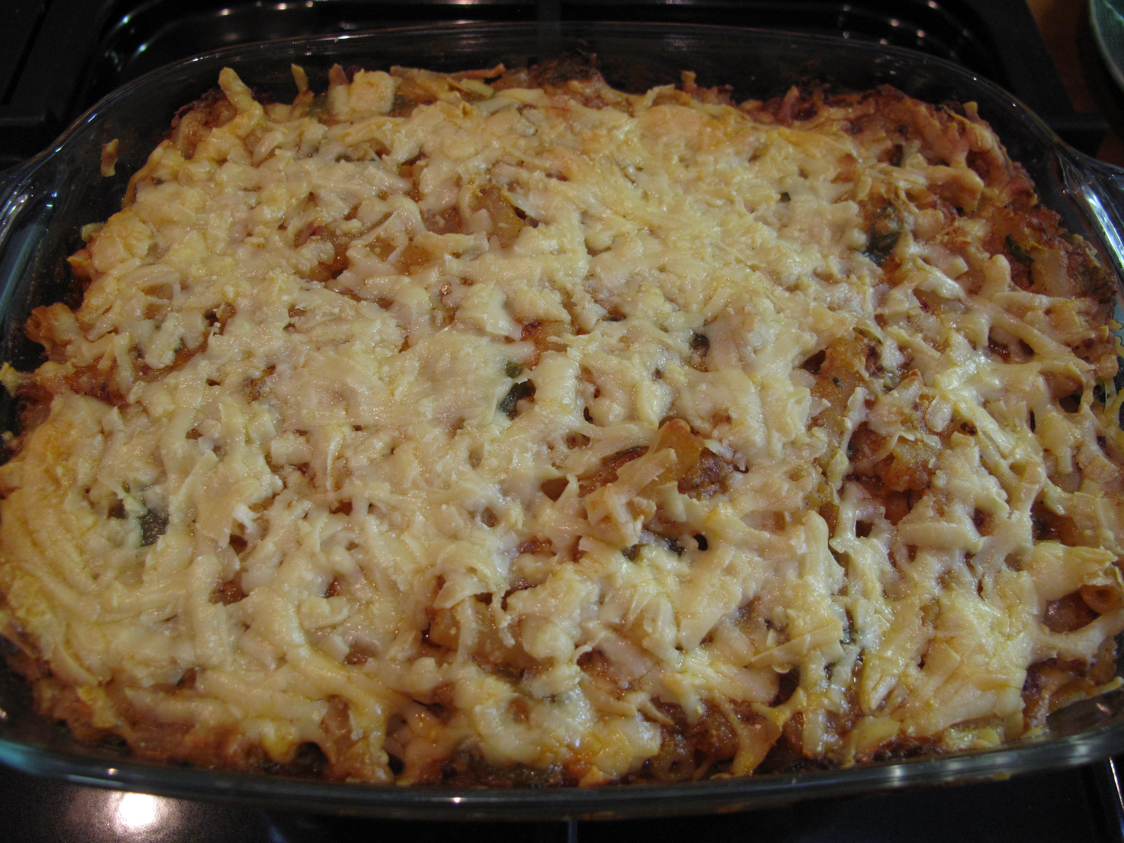 Bajan Macaroni Pie (Mac 'n' Cheese) | Fromage Homage