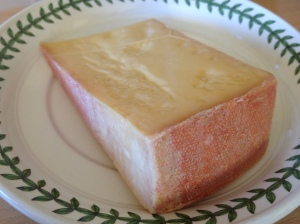 Ogleshield cheese