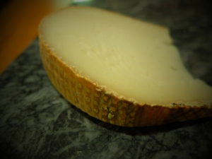 Rachel goat's cheese White Lake