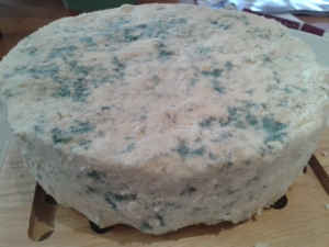home-made stilton