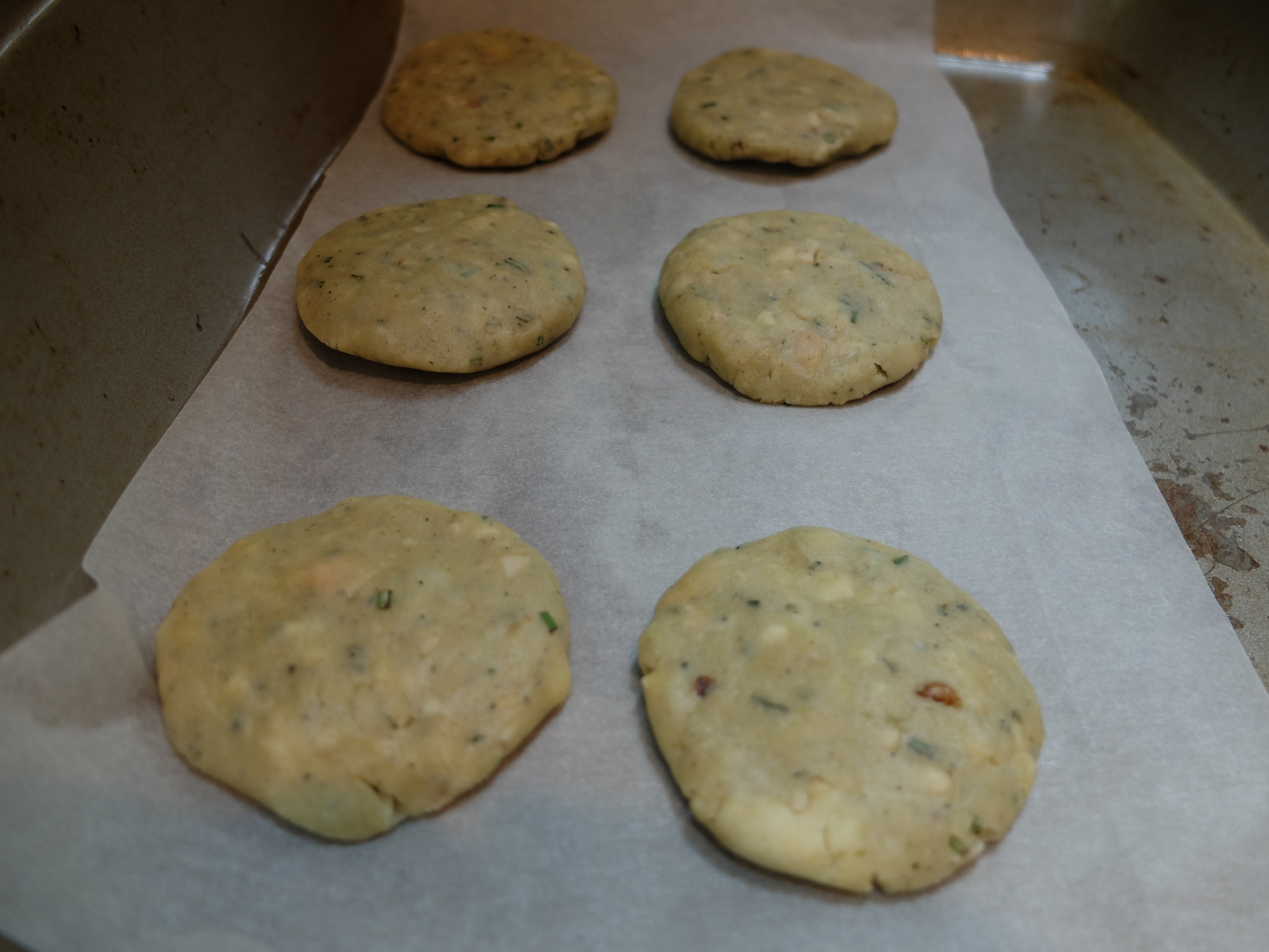 Bake for 10-15 minutes until they are lightly browned. They will still ...