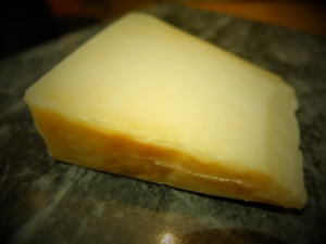 Gouda gold aged goat gouda ribblesdale cheese