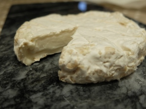 Saint George goat's cheese
